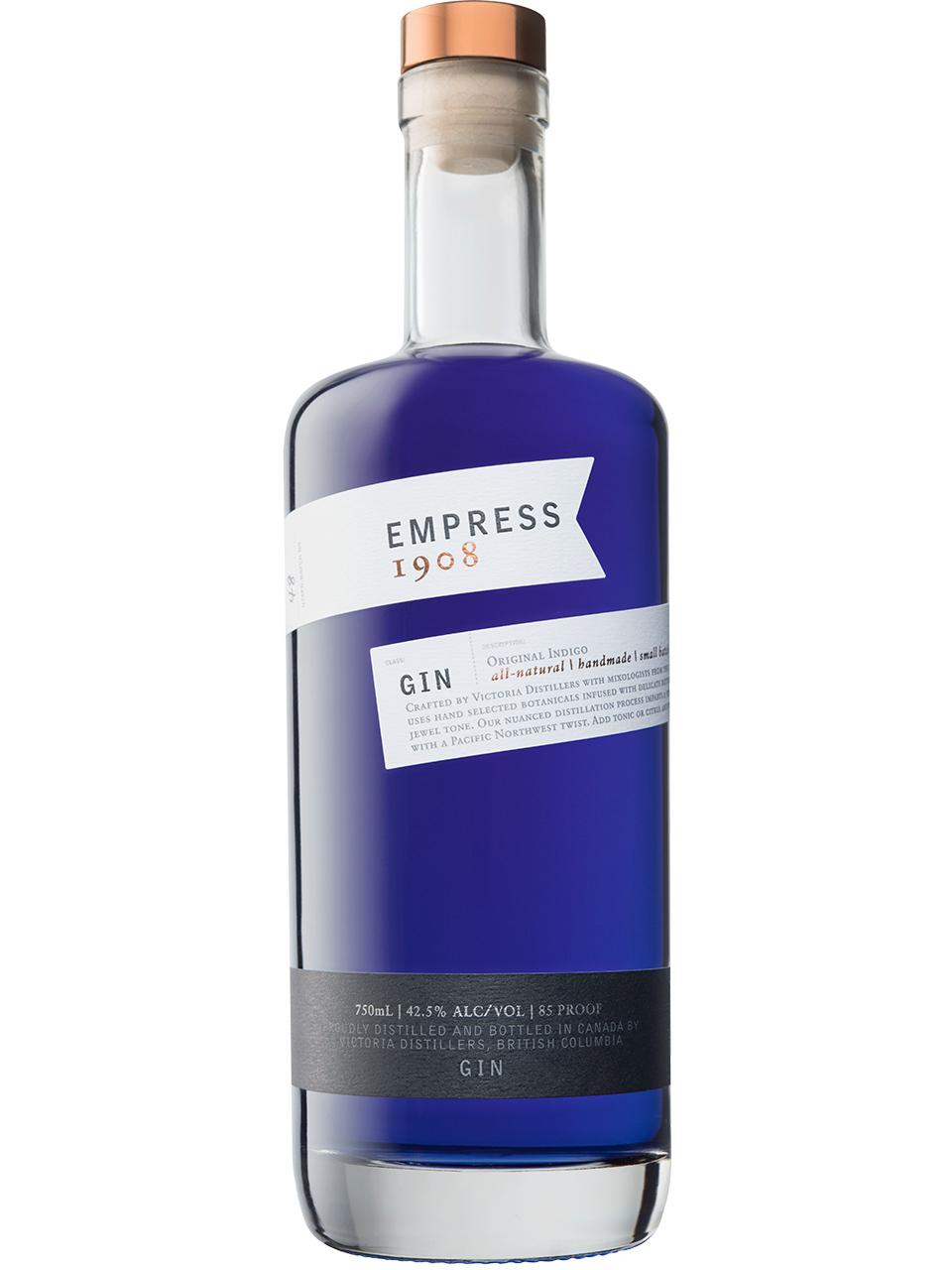 Empress 1908 Gin