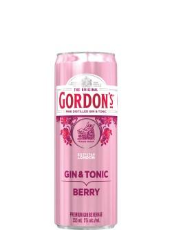Gordon's Pink Berry Gin & Tonic 355ml Can