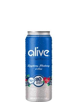 Alive Raspberry Blueberry & Acai 4pk