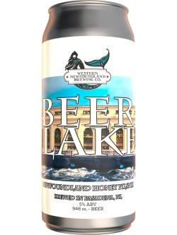 Western NL Brewing Beer Lake NL Honey Pilsner