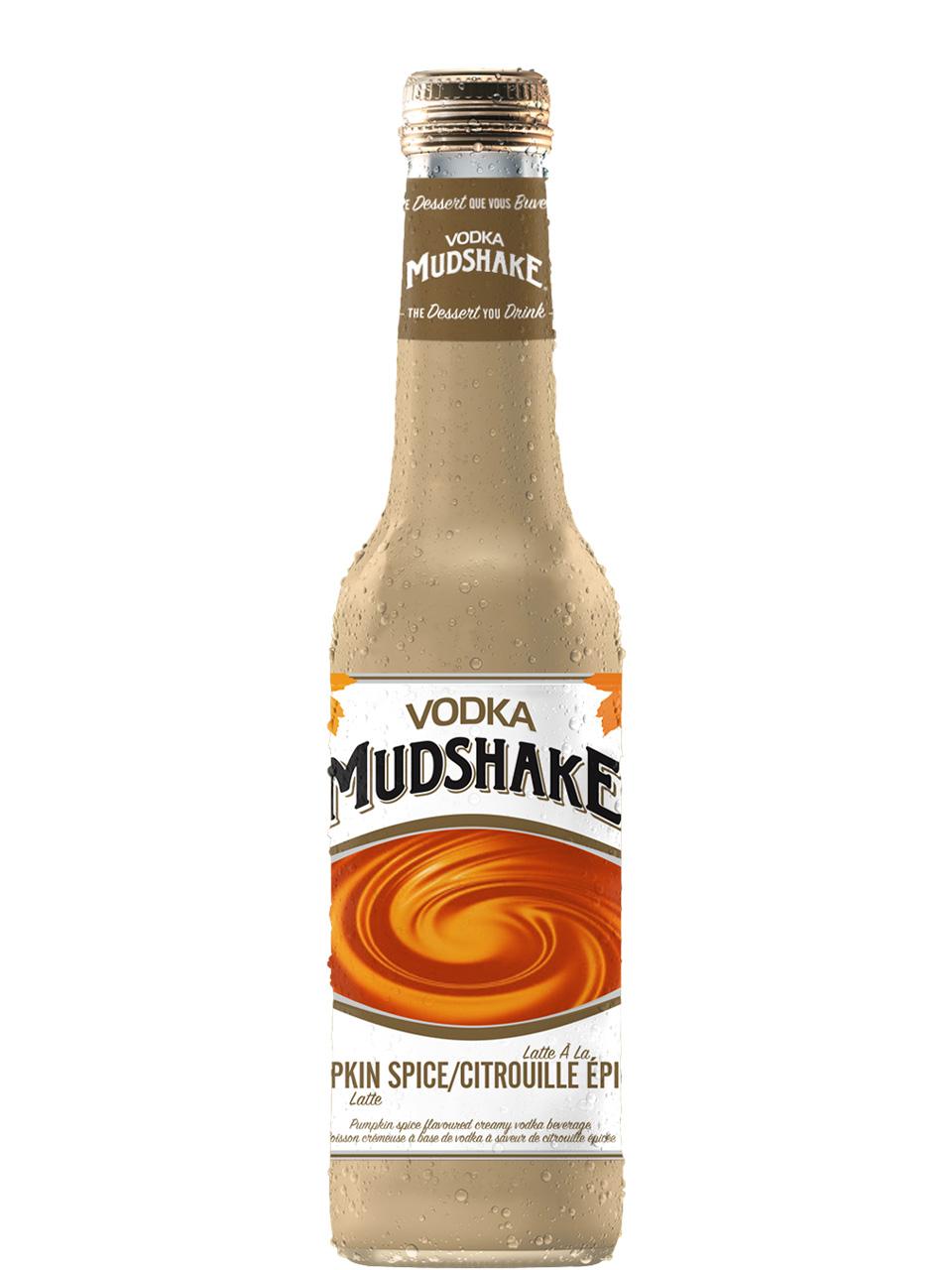 Vodka Mudshake Pumpkin Spice Latte