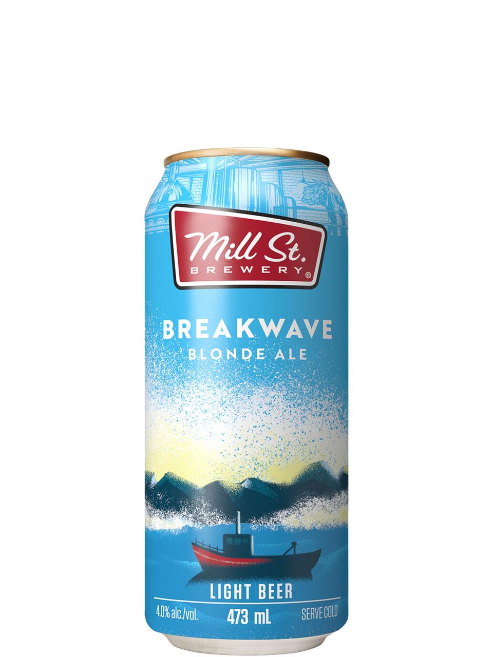 Mill St. Breakwave Blonde Ale 473ml Can