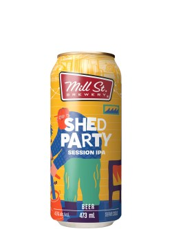 Mill St. Shed Party Session IPA 473ml Can