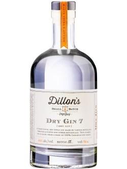 Dillon's Dry Gin 7