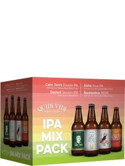 Quidi Vidi IPA Mix Pack 12 Pack Bottles