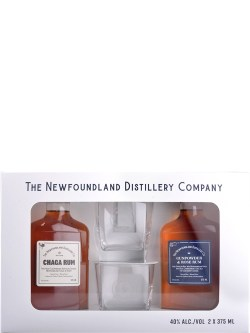 The Newfoundland Distillery Co. Rum Gift Pack
