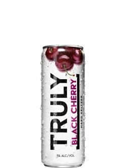 Truly Hard Seltzer Black Cherry 6 Pack Cans