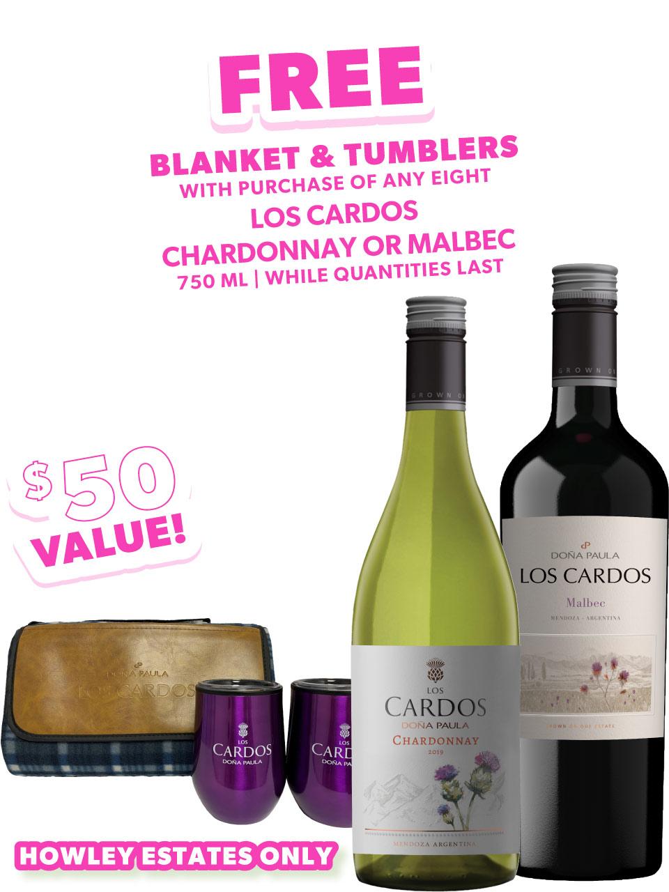 Dona Paula Los Cardos Chardonnay