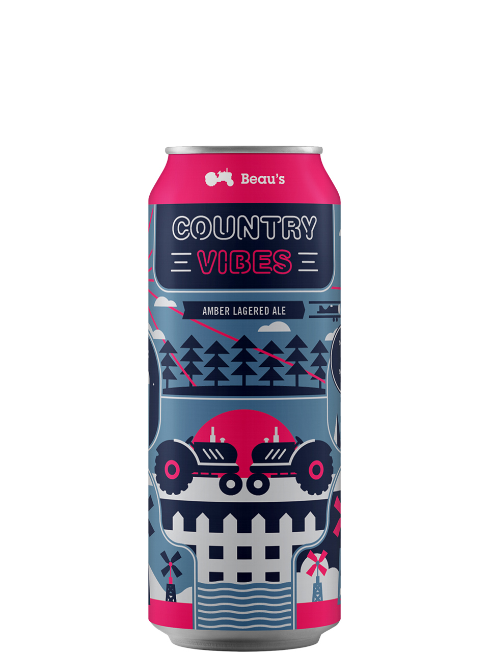Beau's Country Vibes 473ml Can