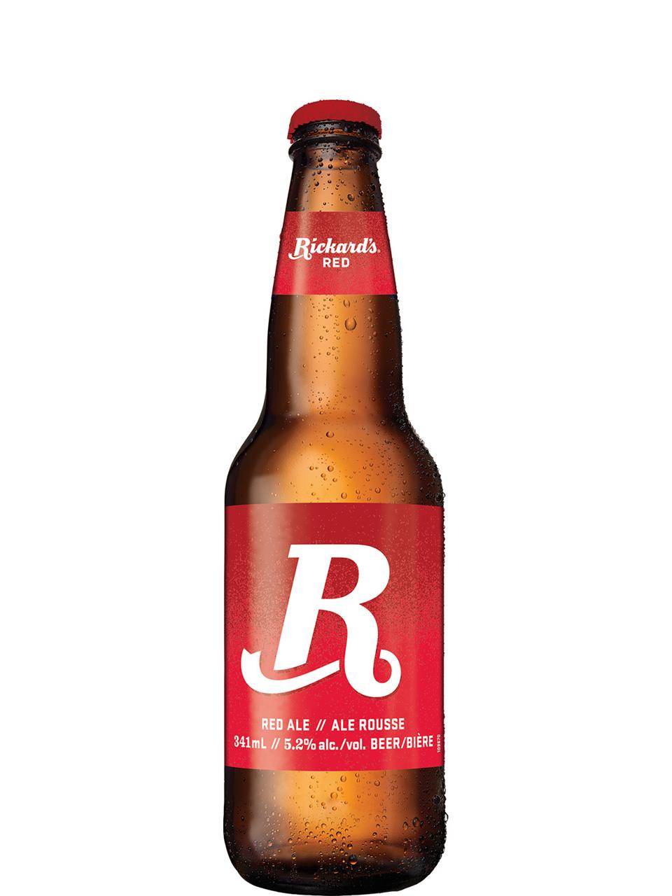 Rickard's Red 12 Pk Bottles