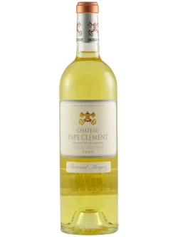Chateau Pape Clement White Graves 2008