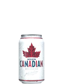 Molson Canadian Lager 8 Pack Cans