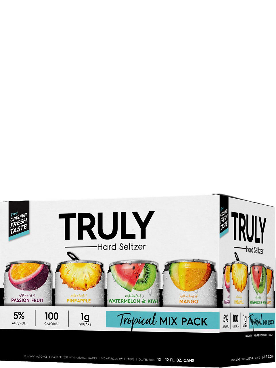 Truly Tropical Variety 12 Pack Cans
