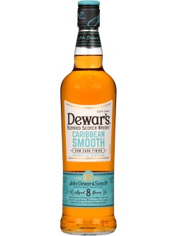 Dewar's Caribbean Smooth Blended Scotch Whisky