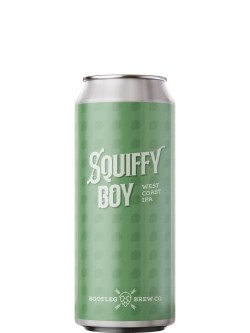 Bootleg Squiffy Boy IPA 473ml Can