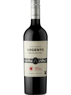 Argento Estate Bottled Organic Malbec