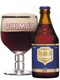 Chimay Blue Dark Ale 330ml Bottle