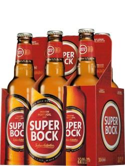 Super Bock 6 Pack Bottles