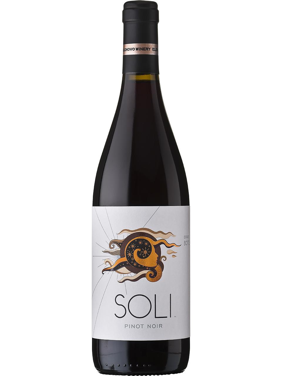 Soli Pinot Noir