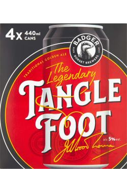 Badger Tanglefoot 4 Pack Cans