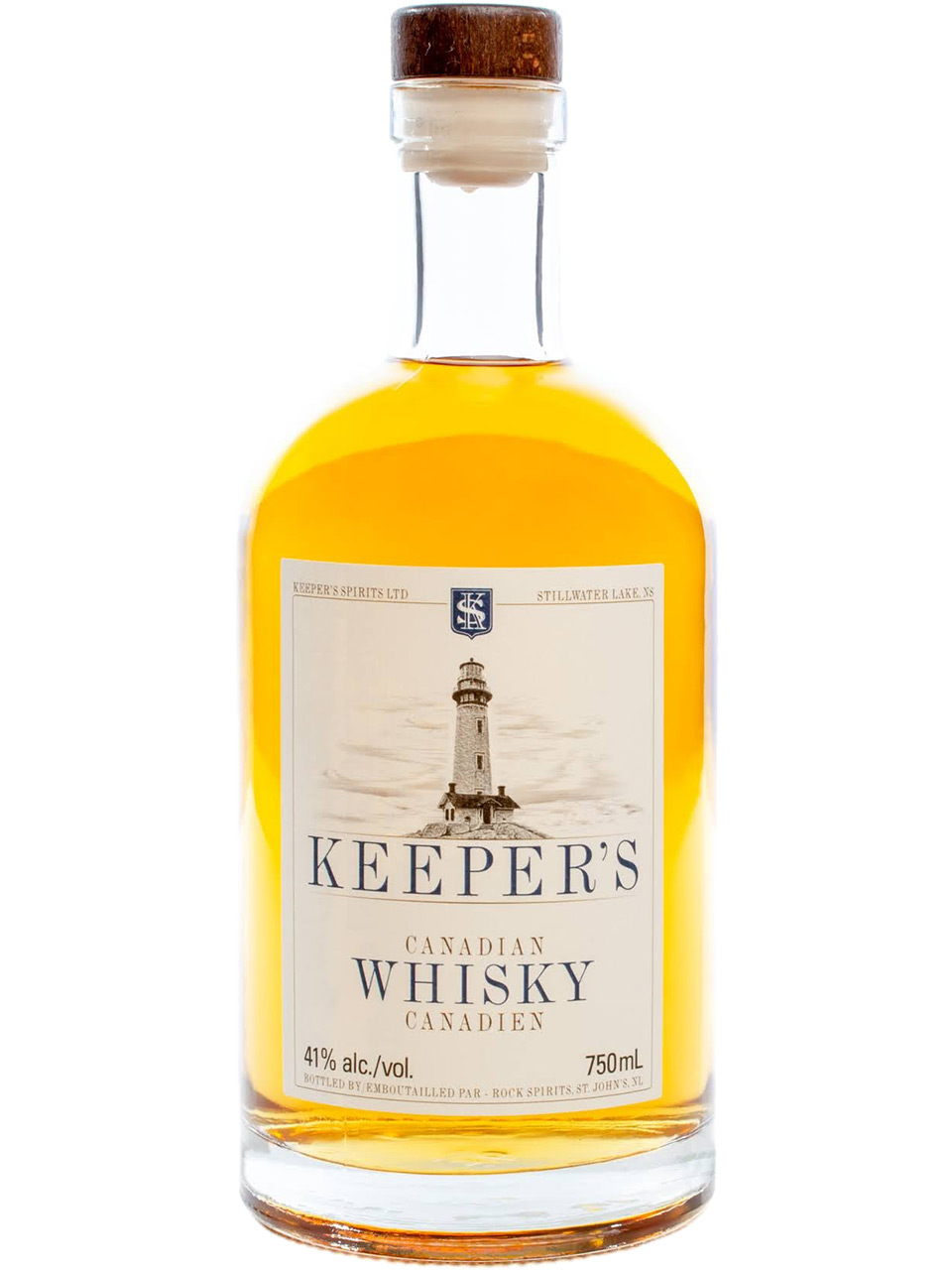 Keeper's Canadian Whisky