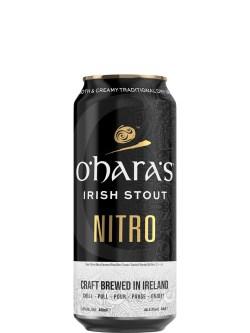 O'hara's Irish Stout Nitro 440ml Can