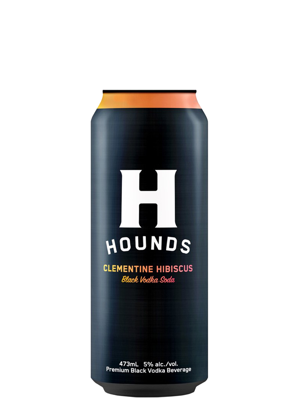 Hounds Clementine Hibiscus Vodka Soda 473ml Can