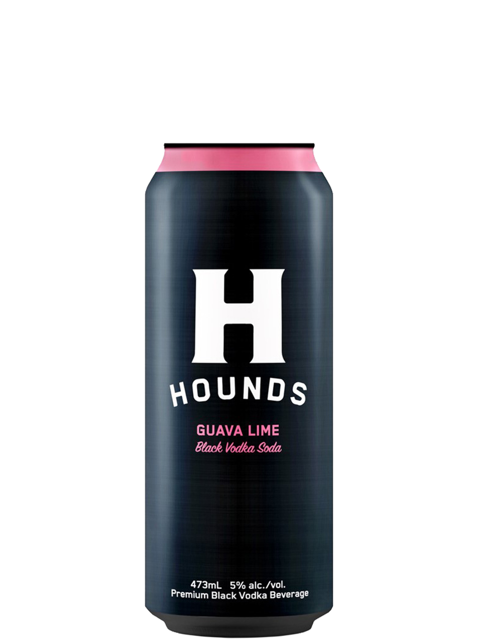 Hounds Guava Lime Vodka Soda 473ml Can