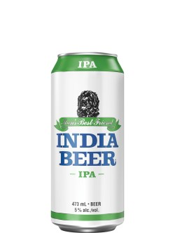 India Beer IPA 473ml Can