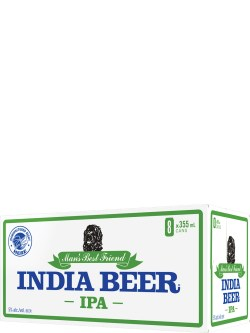 India Beer IPA 8 Pack Cans