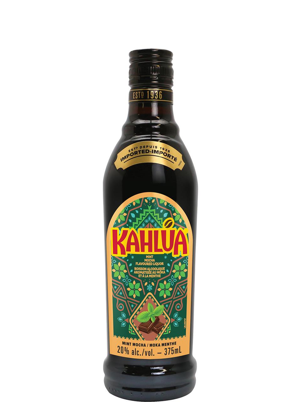 Kahlua Mint Mocha Limited Edition Liqueur