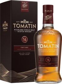 Tomatin 14YO Portwood Single Malt Scotch Whisky