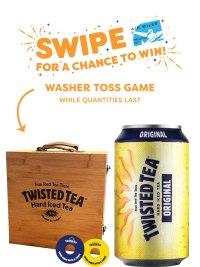 Twisted Tea Hard Iced Tea Original 6 Pack Cans