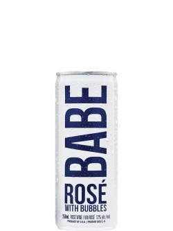 Babe Rose with Bubbles