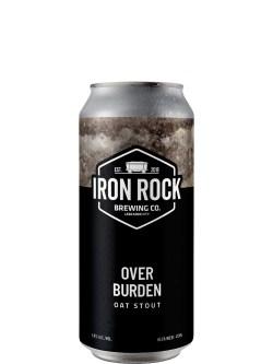Iron Rock Brewing Co Overburden Oat Stout 473ml