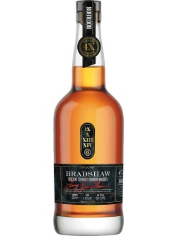 Bradshaw Kentucky Straight Bourbon Whiskey