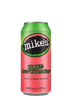 Mike's Hard Sour Watermelon 473ml Can
