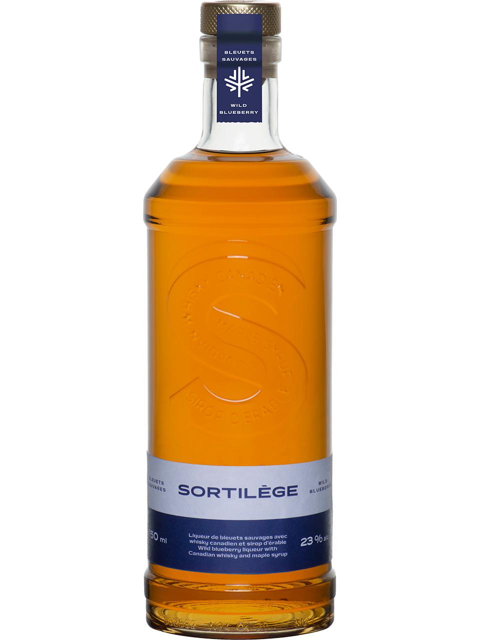 Sortilege Wild Blueberry Liqueur