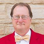 headshot of Mark Hill
