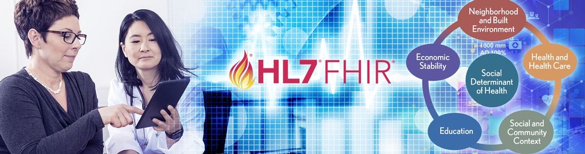Addressing Social Determinants of Health with FHIR Technology