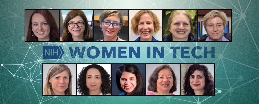 Photos of eleven NIH researchers at who are featured in the blog post.