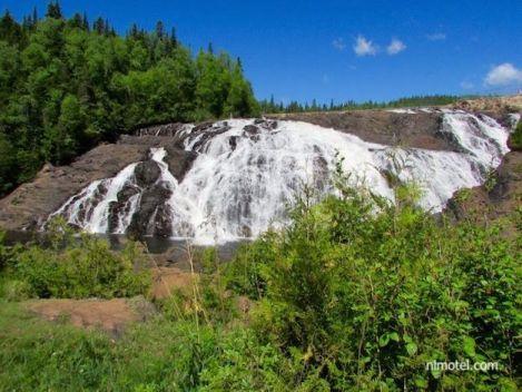 Scenic High Falls Wawa Ontario