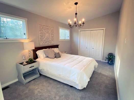 Master Bedroom - After Renovations
