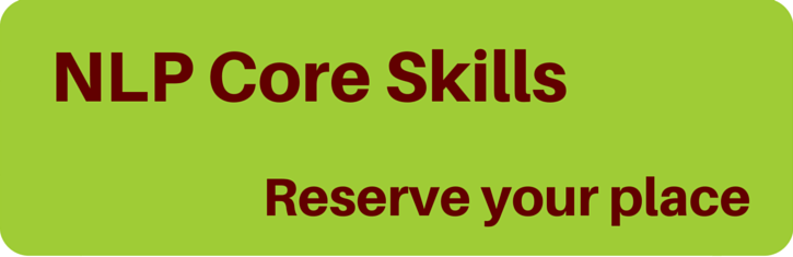 Make a provisional reservation on NLP Core Skills