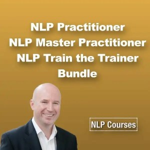 NLP Practitioner, Master and Trainer bundle