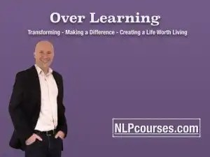 Key to learning is over learning