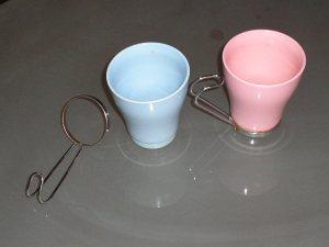Handle off mug