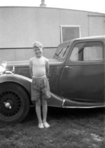 Phillip Holt Riley Car