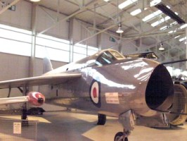 English Electric Lightning P1A