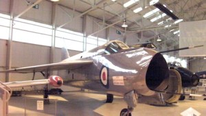 English Electric Lightning P1A